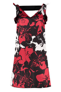Dress with floral print, Printed dresses N°21 woman
