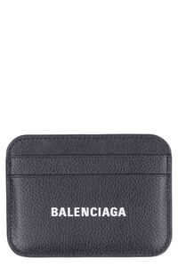 Leather card holder, Wallets Balenciaga woman