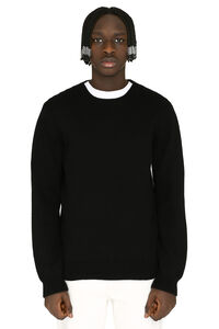 Cotton crew-neck sweater, Crew necks sweaters A.P.C. man