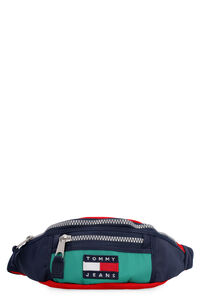 Nylon belt bag with patch, Beltbag Tommy Jeans woman