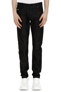 Slim-fit jeans, Slim jeans Fendi man
