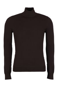 Light jersey pullover, Turtleneck Bottega Veneta man
