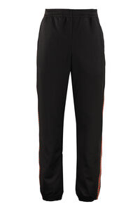 Techno fabric track pants, Track Pants Gucci man
