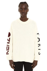 Long-sleeved crew-neck sweater, Crew neck sweaters Kenzo woman