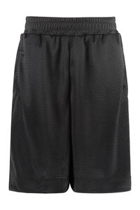Mesh fabric pants, Shorts Fendi woman