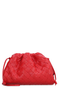 The Pouch 20 leather clutch, Clutch Bottega Veneta woman