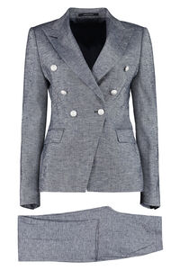 Talicya two-piece suit, Suits 0205 Tagliatore woman