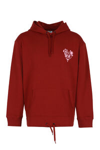 Lucky Star cotton hoodie, Hoodies Kenzo man