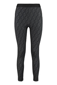 Elasticated waist leggings, Leggings Fendi woman
