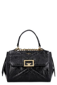 ID leather handbag, Top handle Givenchy woman