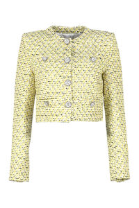 Tweed jacket, Casual Jackets Alessandra Rich woman