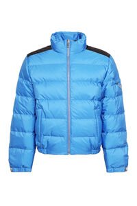 Short down jacket, Down jackets Prada man