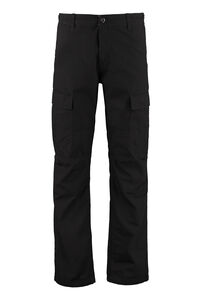 Aviation cotton cargo-trousers, Casual trousers Carhartt man