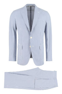 Aabibo two-piece suit, Suits DoppiaA man