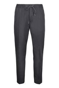 Banks1 cotton trousers, Casual trousers BOSS man