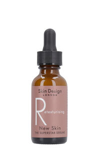 Retexturising Face serum, 30 ml/1 fl oz, Serum Skin Design London woman