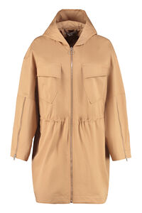 Kaylah hooded short parka, Raincoats And Windbreaker Stella McCartney woman