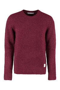 Wool and cashmere sweater, Crew necks sweaters Department 5 man