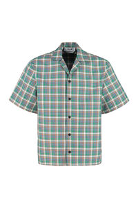 Technical fabric shirt, Short sleeve Shirts MSGM man