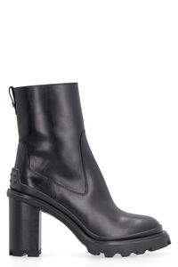 Leather ankle boots, Ankle Boots Tod's woman