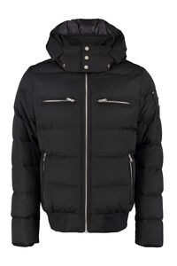 Peace River hooded down jacket, Down jackets Moose Knuckles man