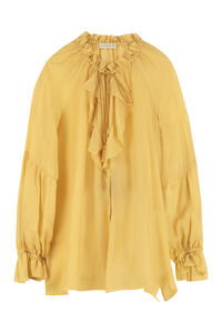 Blouse with ruffles, Shirts Etro woman