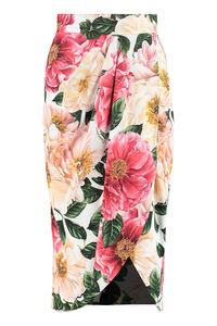 Draped skirt, Printed skirts Dolce & Gabbana woman