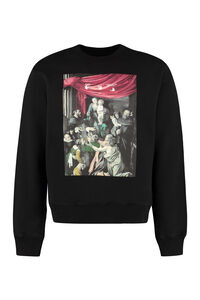 Cotton crew-neck sweatshirt, Sweatshirts Off-White man