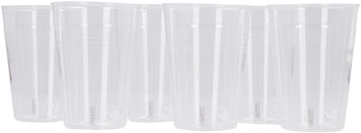 Set of six glasses - Estetico Quotidiano