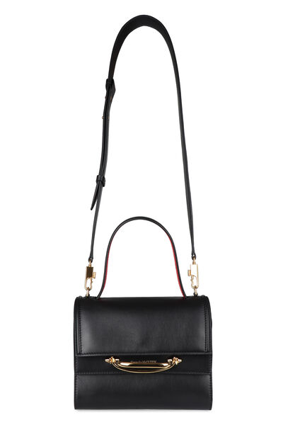 The Story leather bag