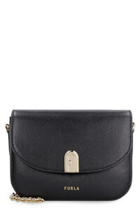 Furla 1927 leather crossbody bag, Shoulderbag Furla woman