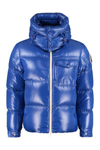 Vignemale full zip down jacket, Down jackets Moncler man