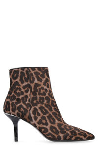 Katerina leather ankle boots, Ankle Boots MICHAEL MICHAEL KORS woman