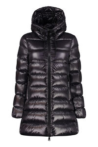 Suyen full zip padded jacket, Down Jackets Moncler woman