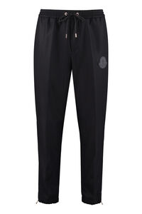 Wool trousers, Casual trousers Moncler man