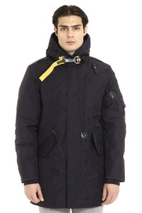 Tank Base parka with removable padding, Parkas Parajumpers man