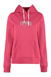 Cotton hoodie, Hoodies Tommy Jeans woman