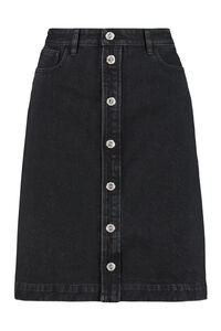 Therese denim skirt, Denim Skirts A.P.C. woman