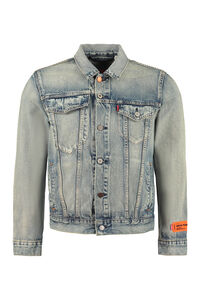 Denim jacket - Heron Preston x Levi's, Denim jackets Heron Preston man