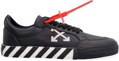 Low Vulcanized leather sneakers