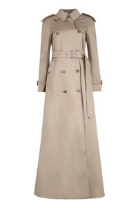 Extra long trench coat, Raincoats And Windbreaker Burberry woman