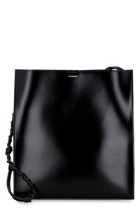 Tangle leather tote, Tote bags Jil Sander woman