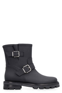 Youth II leather ankle boots, Ankle Boots Jimmy Choo woman