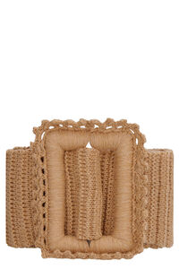 Knitted belt, Belts MSGM woman