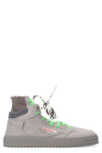 Off-Court 3.0 canvas sneakers, High Top Sneakers Off-White man