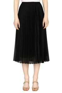 Pleated midi skirt, Midi skirts Moncler woman
