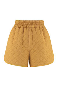 Quilted crêpe de chine shorts, Shorts Fendi woman