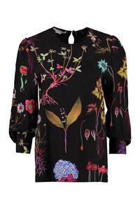 Printed silk blouse, Blouses Stella McCartney woman