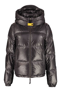Regan hooded down jacket, Down Jackets Parajumpers woman