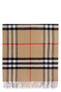 Double-face cashmere scarf, Scarves Burberry woman